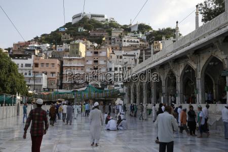 main mosque ajmer sharif dargah rajasthan