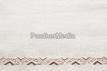 background with embroidery texture