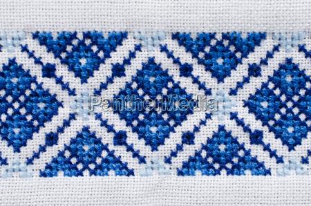 design of ethnic pattern