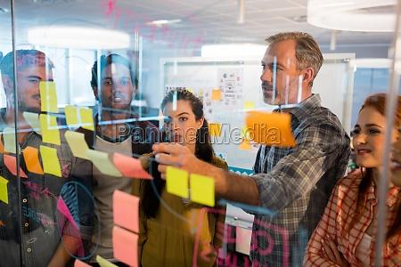 creative business team kigger pa sticky