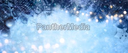 baggrund dekoreret til jul