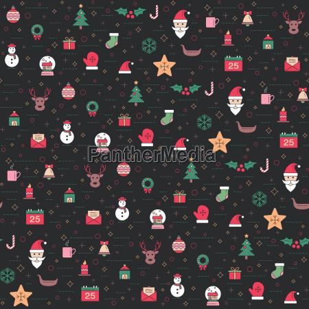 jul og godt nytarsmonster vinterferie monster