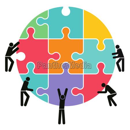 staffer clerks human human being collaboration