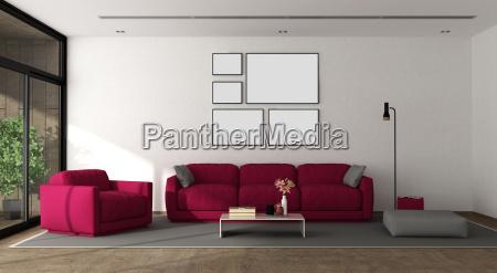 mobler vindue rum mur sofa part
