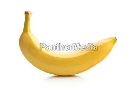 velsmagende gul banan