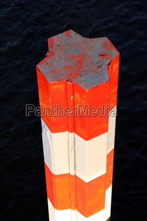 bolger havn bolge havne pael stolpe