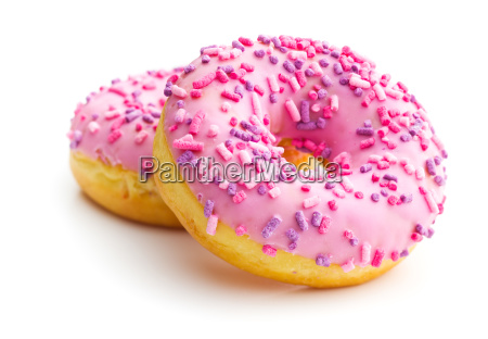 pink sode donuts