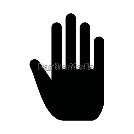 sinal gesto alcancar saudacoes dedo cor