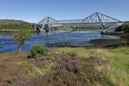 tur rejse bro baek mellemstykke udendore