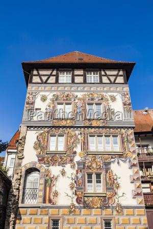 tyskland baden wuerttemberg constance middelalderen tower