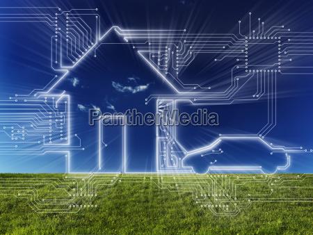 hus bygning huse hjem beboelsesbygning husholdning