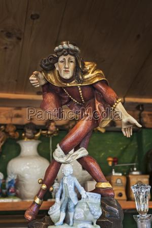 mode statue europa bayern muenchen traditionel