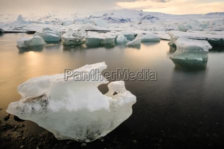 nationalpark kold koldt sevaerdigheder stemning aften