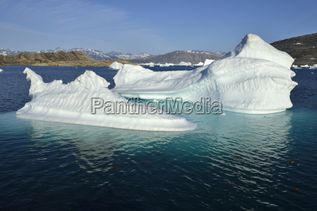 national park greenland sights sightseeing ice