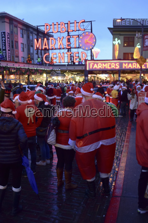 the drunk santas christmas party a
