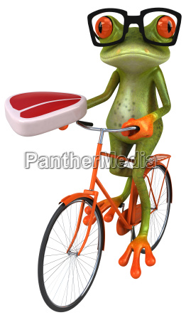 amazonian 3d tea tree frog