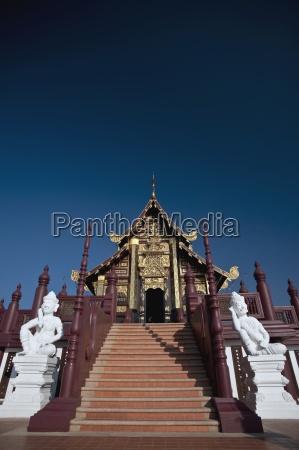 trappe til rajapreuk gardens chiang mai