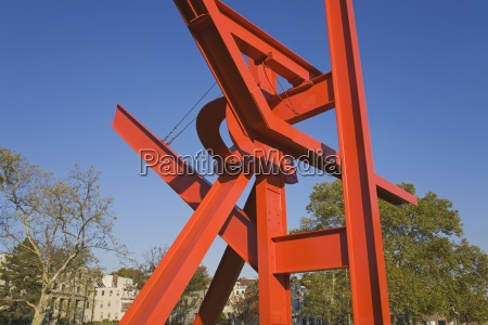 sculpture philadelphia pennsylvania usa