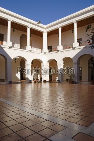 hof im museo del cabildo cordoba