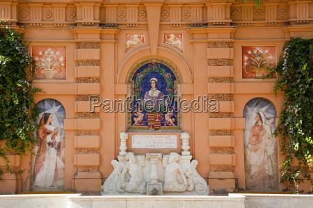 bygninger religios troende kunst kvindelig skulptur