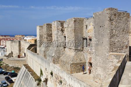 castle of guzman el bueno tarifa