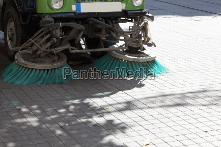 street cleaning istanbul turkey