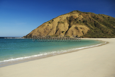 indonesia beach near kuta lombok