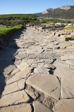the old roman road bolonia andalusia