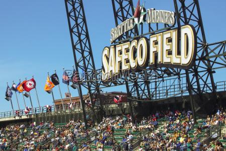 safeco field seattle mariners major league