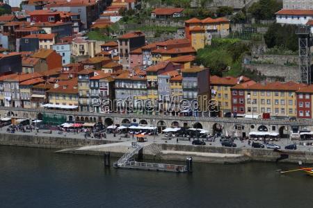 turisme gamle by europa havn portugal