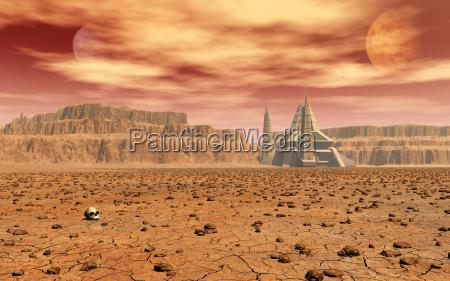 alien station