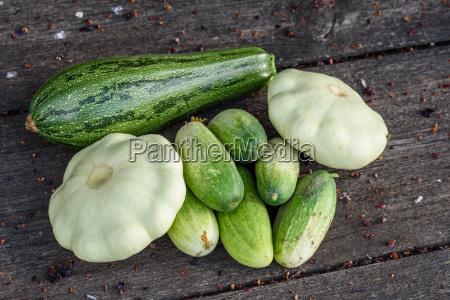 frugthost vinhost agurk gronsager knuse vegetabilsk