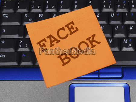 memo note pa notesbog facebook