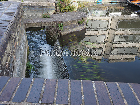 river cam in cambridge