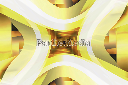 abstract bright yellow woven background pattern