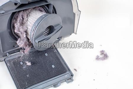stovsuger filter og stov hoj vinkel