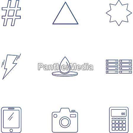 camera calculator star
