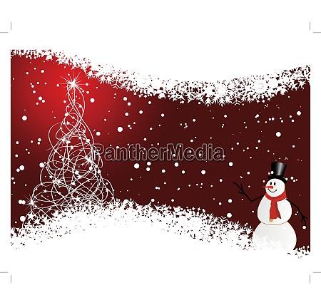 christmas festive background eps 10