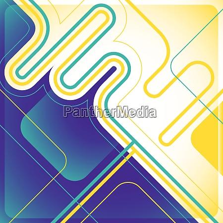 designet, teknologi, baggrund, med, abstraktion - 26451158