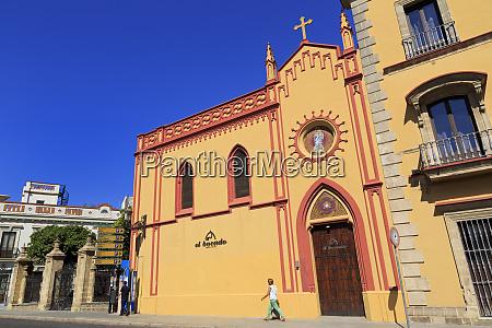 holy trinity church jerez de la