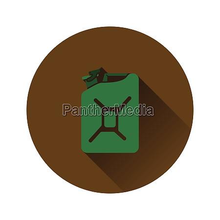 ikon for braendstofbeholder