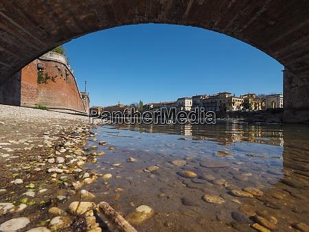 castelvecchio bridge aka scaliger bridge in