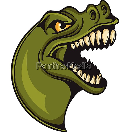 dinosaur animal cartoon mascot dinosaur animal