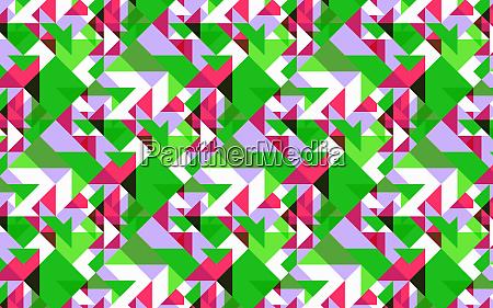 abstrakt fuldramme mosaik baggrunde monster