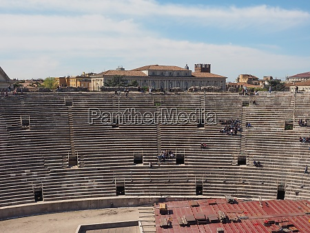 verona arena romersk amfiteater italien 2019