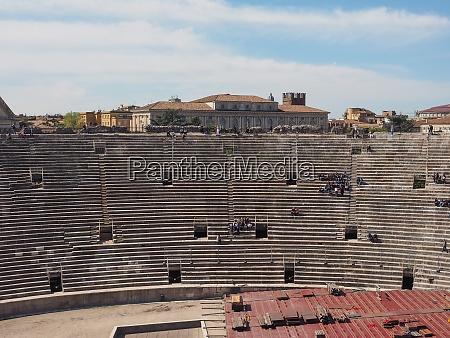 verona, arena, roman, amphitheatre - 26801915