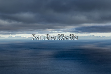 norway lofoten islands view from reinebringen