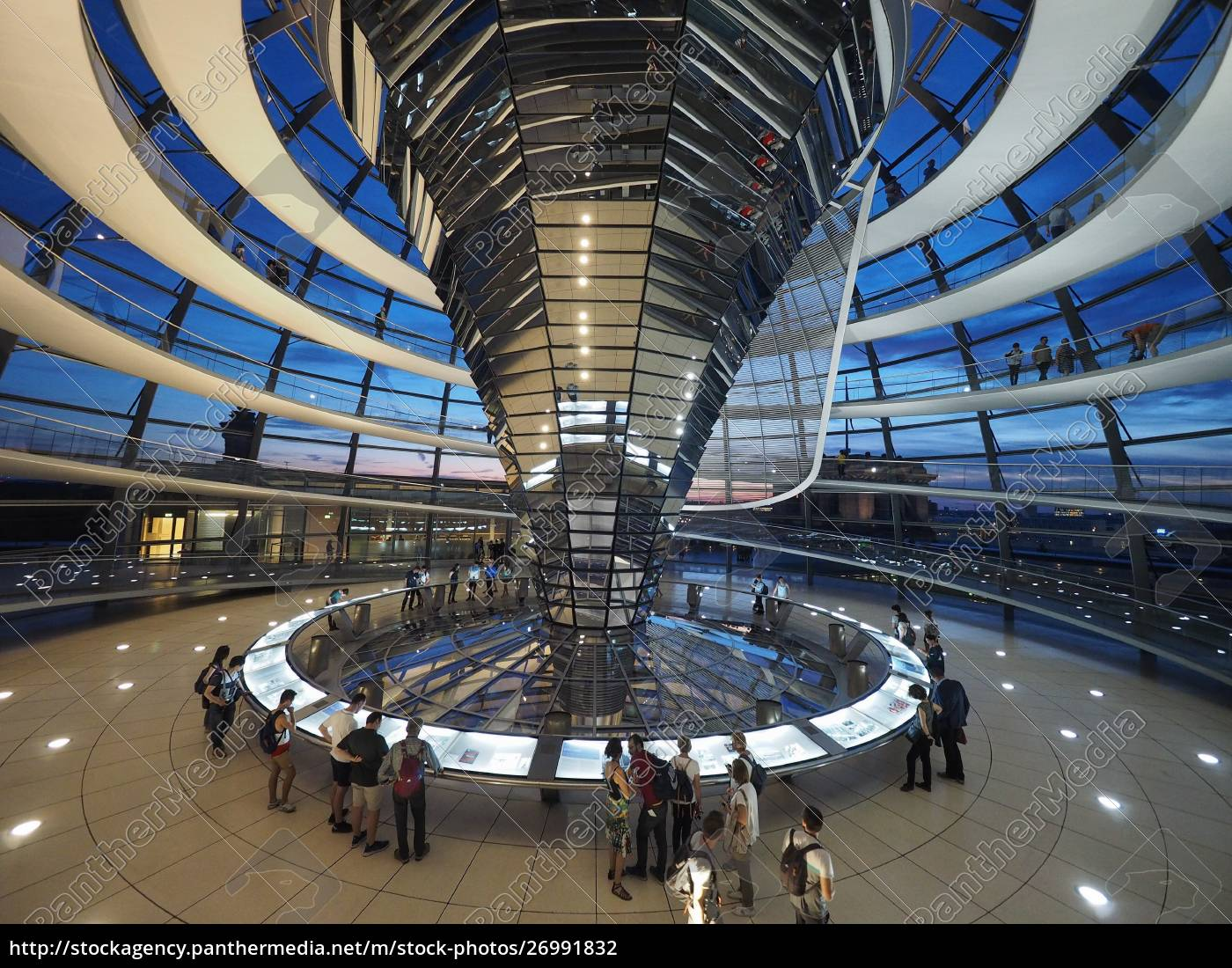 bundestag, parliament, dome, in, berlin - 26991832
