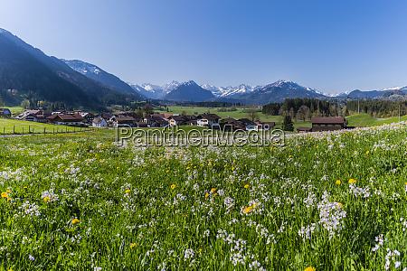 germany bavaria allgaeu oberallgaeu allgaeu alps