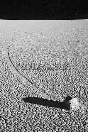 usa, californien, death, valley, national, park., glidende, klippe - 27338361